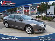 2010 Ford Fusion SE Raleigh