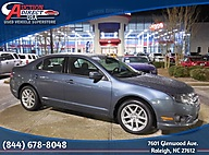 2012 Ford Fusion SEL Raleigh NC