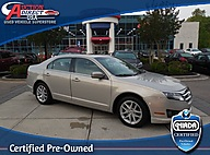 2010 Ford Fusion SEL Raleigh