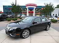 2012 Ford Fusion SEL Raleigh