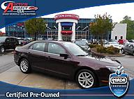2011 Ford Fusion SEL Raleigh