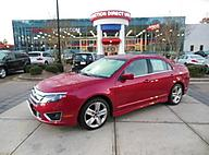 2010 Ford Fusion Sport Raleigh
