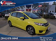 2015 Honda Fit EX Raleigh