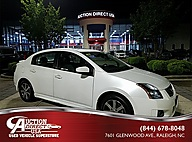 2012 Nissan Sentra 2.0 SR Raleigh