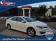 2012 Toyota Camry SE Raleigh