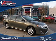 2012 Toyota Camry XLE Raleigh