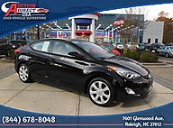 2012 Hyundai Elantra Limited Raleigh