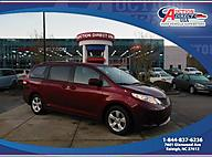 2013 Toyota Sienna LE Raleigh