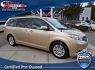 2012 Toyota Sienna XLE Mobility Auto Access Raleigh