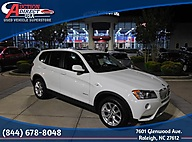 2013 BMW X3 xDrive35i Raleigh