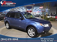 2010 Subaru Forester 2.5X Raleigh NC