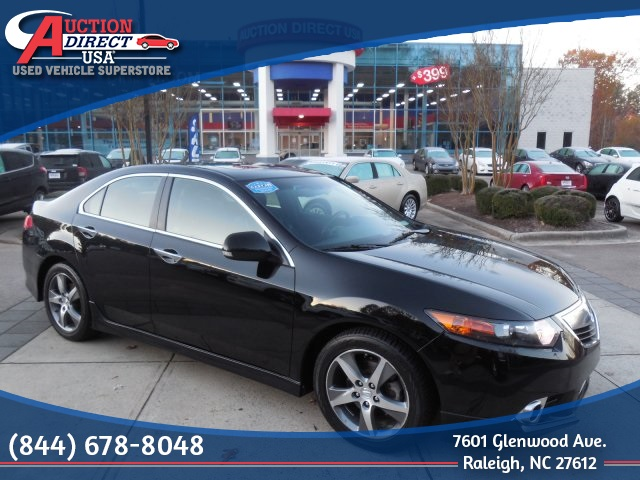 Used 2013 Acura TSX 2.4 Raleigh NC 11432575