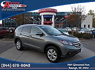 2012 Honda CR-V EX-L Raleigh