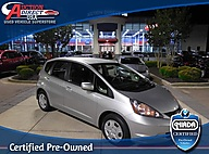 2012 Honda Fit Base Raleigh