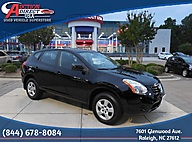 2009 Nissan Rogue S Raleigh