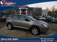 2011 Nissan Rogue S Raleigh
