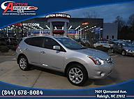 2011 Nissan Rogue SV Raleigh