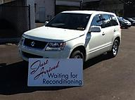 2008 Suzuki Grand Vitara Base Raleigh