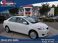 2012 Toyota Yaris Base Raleigh