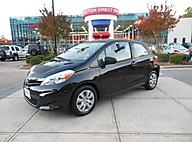 2012 Toyota Yaris L Raleigh