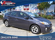 2012 Toyota Prius Two Raleigh