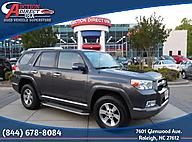 2011 Toyota 4Runner SR5 Raleigh