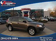 2011 Toyota RAV4 Base Raleigh