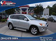 2009 Toyota RAV4 Limited Raleigh