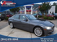 2012 BMW 3 Series 328i Raleigh