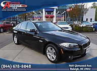 2011 BMW 5 Series 528i Raleigh