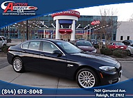 2011 BMW 5 Series 535i xDrive Raleigh NC