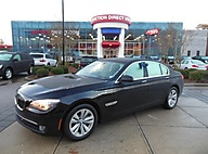 2011 BMW 7 Series 740i Raleigh