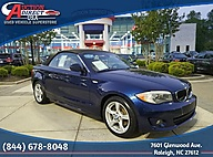 2012 BMW 1 Series 128i Raleigh