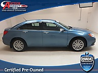 2011 Chrysler 200 Limited Raleigh