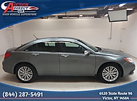 2012 Chrysler 200 Limited Raleigh