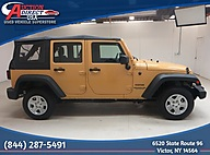 2013 Jeep Wrangler Unlimited Sport Raleigh