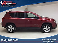 2012 Jeep Compass Latitude Raleigh