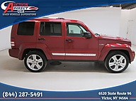 2012 Jeep Liberty Limited Jet Edition Raleigh