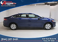 2014 Ford Fusion S Raleigh