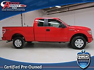 2012 Ford F-150 STX Raleigh