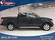 2010 Ford F-150 FX4 Raleigh