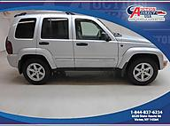2007 Jeep Liberty Limited Raleigh