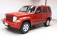 2009 Jeep Liberty Sport Raleigh