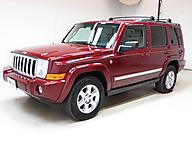2007 Jeep Commander Limited Raleigh