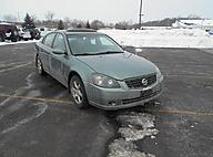 2005 Nissan Altima 2.5 S Raleigh