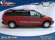 2007 Chrysler Town & Country Touring Raleigh