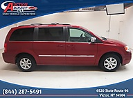 2010 Chrysler Town & Country Touring Plus Raleigh
