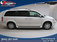 2008 Chrysler Town & Country Limited Raleigh