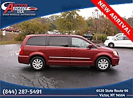 2014 Chrysler Town & Country Touring Raleigh