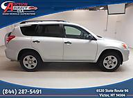 2010 Toyota RAV4 Base Raleigh